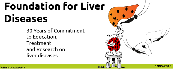 Foundation for Liver Disease @2015